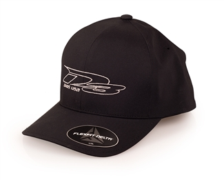 Flex Fit Delta Black Cap