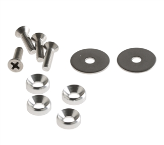 Mounting Screw Pack (Rear Toe Plate)