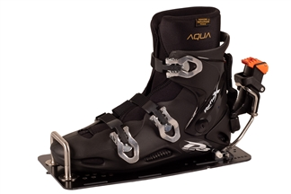 Reflex Classic Slalom Hard Shell  / Complete with Intuition liner, plate, release mechanism and toe bar